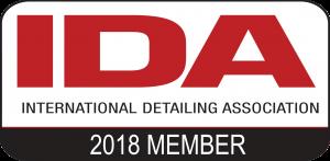 IDA Member Decal 2018