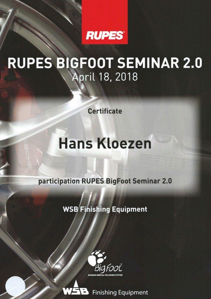 Rupes 2.0 Seminar