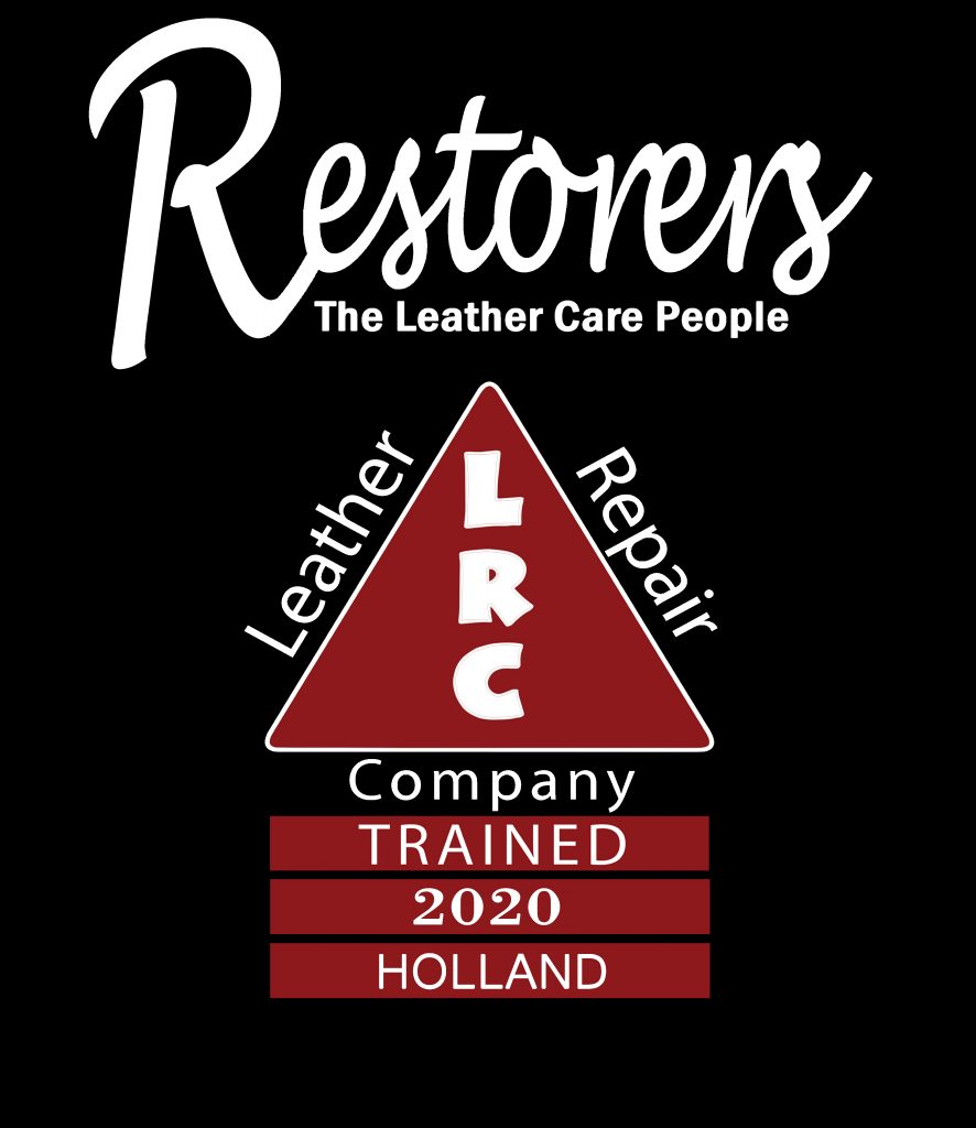 Leather Repair Company Logo